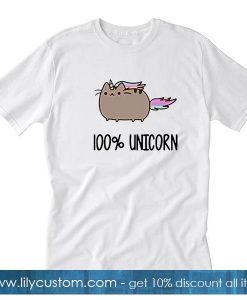 100% Unicorn T-Shirt