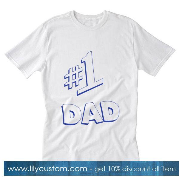 #1 Dad Shirt Seinfeld T-Shirt