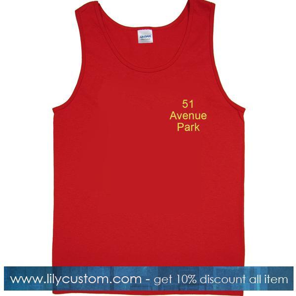 51 Avenue Park Tank Top