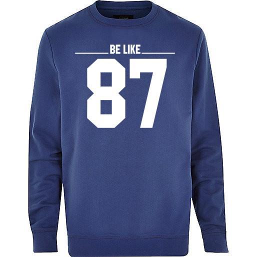 87 sweatshirt
