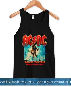 AC-DC Blow Up Your Video Tank Top