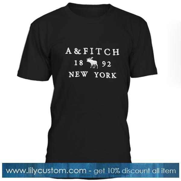 A&Fitch New York 1892 T Shirt