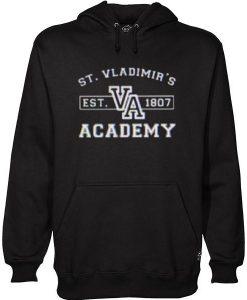 A VA hoodie