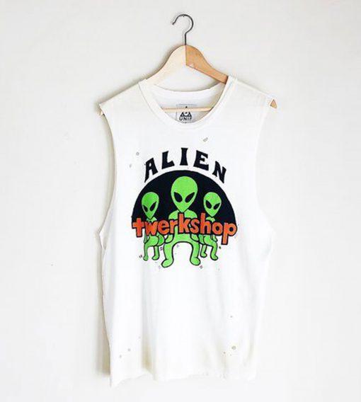 Alien Twerkshop Tank top
