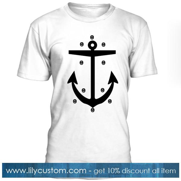 Anchor Logo Tshirt