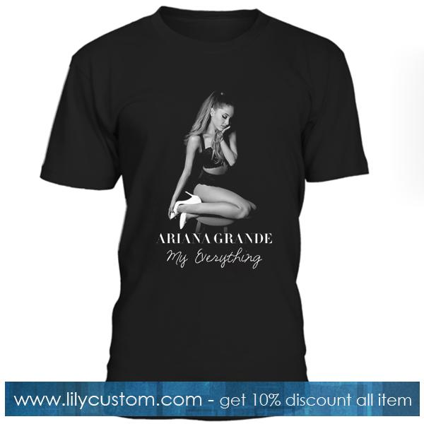 Ariana Grande My Everything T Shirt
