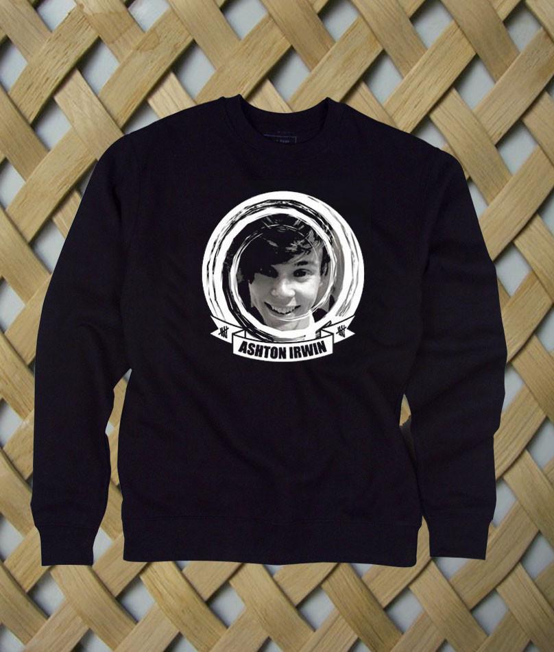 Ashton Irwin 5 Sos Album Cover sweatshirt