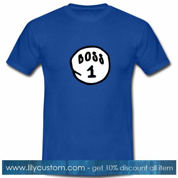 Boss 1 Tshirt