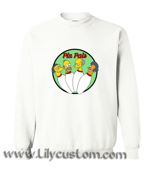 Bowling Crew Sweatshirt (LIM)