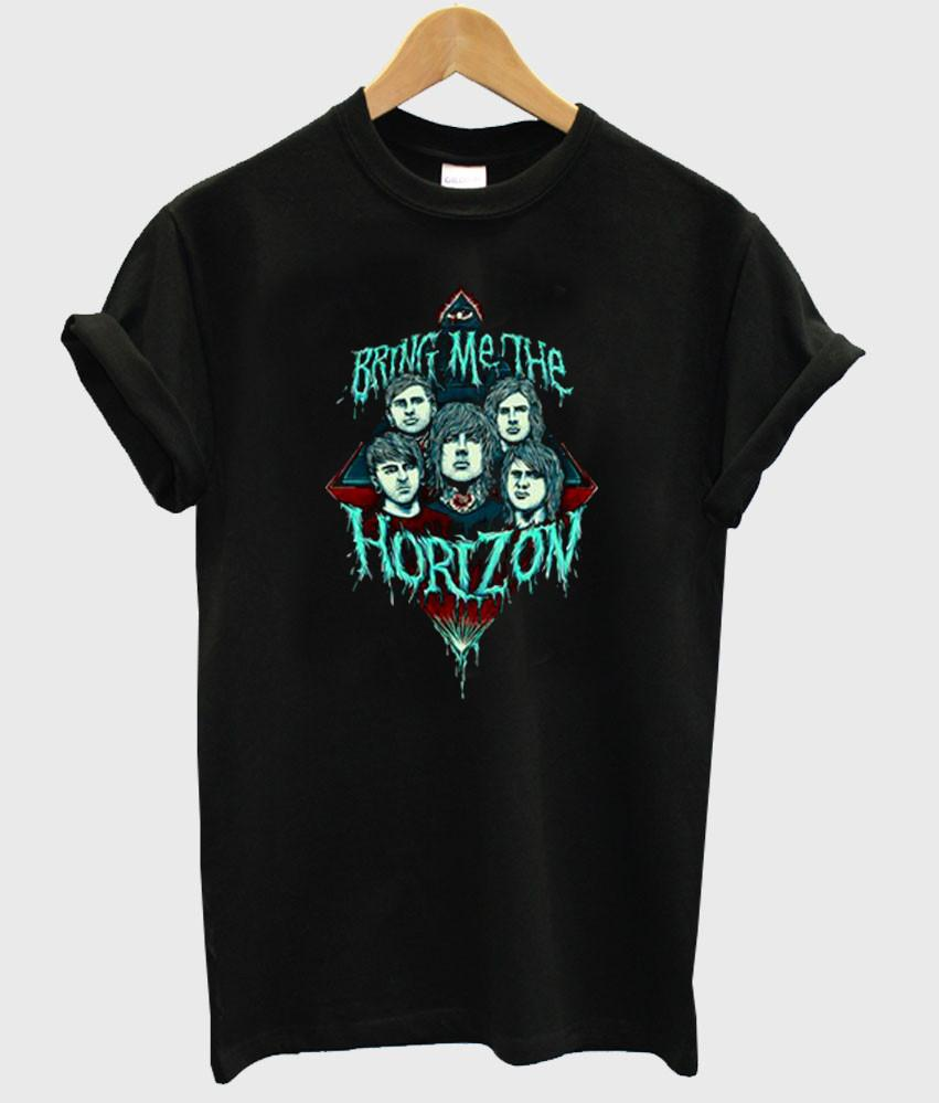 Bring Me The Horizon Albums T Shirt