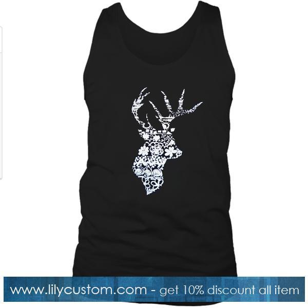 Deer Aesthetic Tanktop