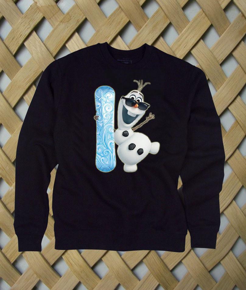 Disney Olaf Frozen sweatshirt