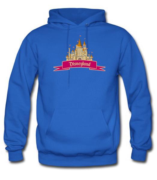 Disneyland  Hoodie  SU