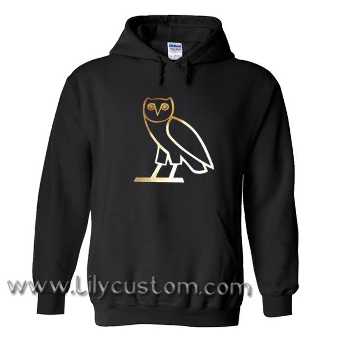Drake Owl Hoodie (LIM)