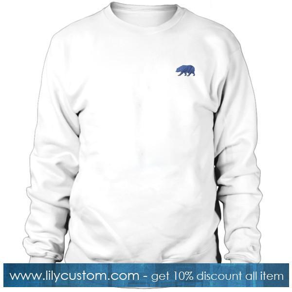 Erica CA Bear Sweatshirt