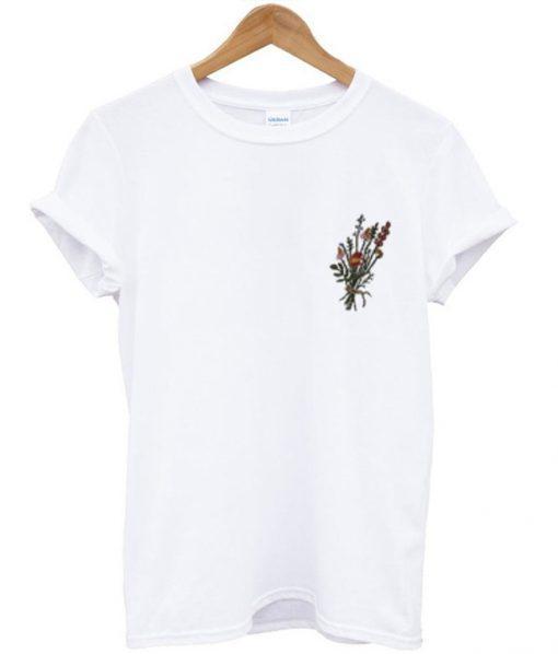 Floral Patch T-shirt