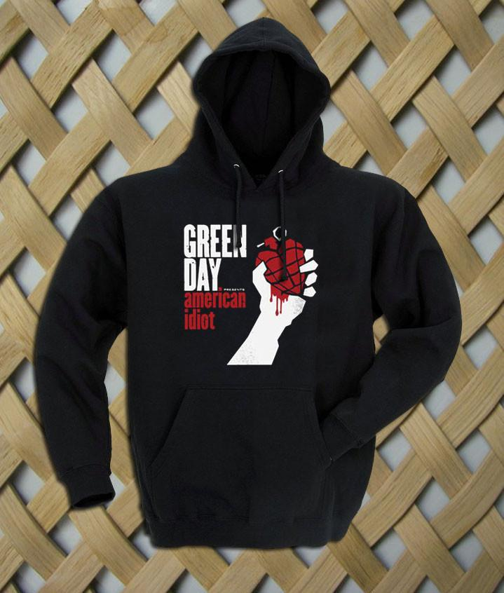 Green day Hoodie