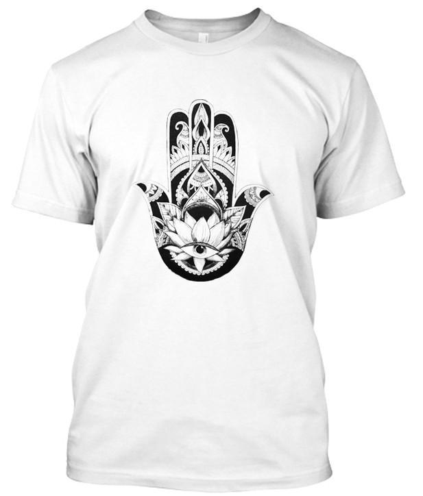 Hamsa Hand tshirt