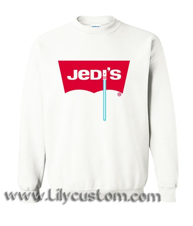Jedi's Sweatshirt (LIM)