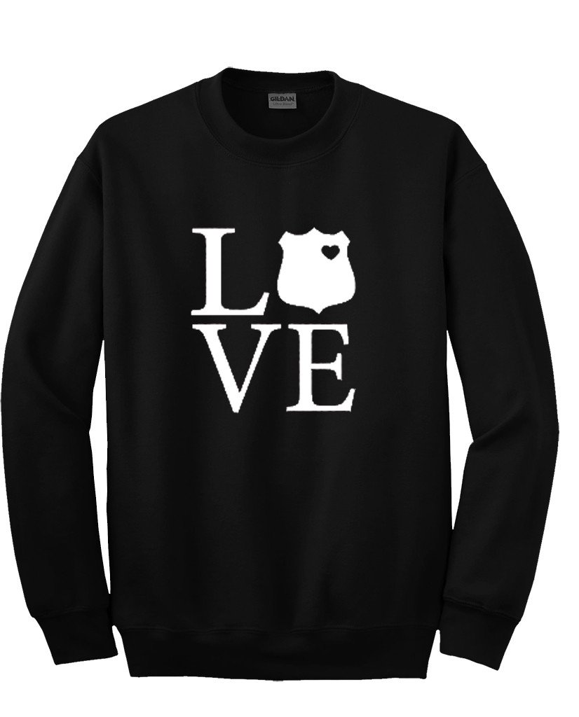 Law Enforcement Love sweatshirt