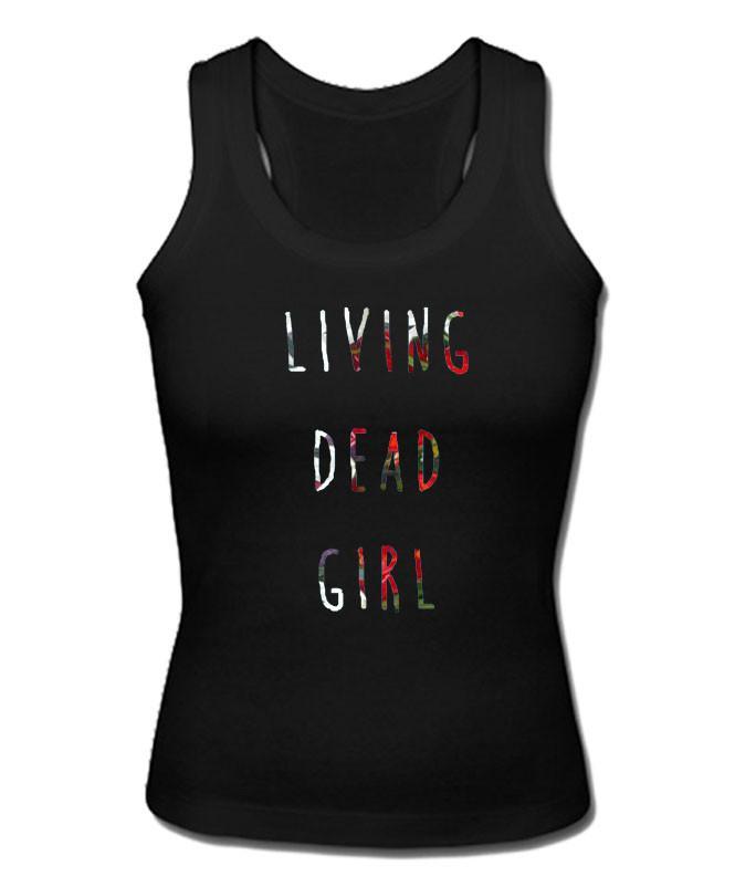 Living dead girl tanktop