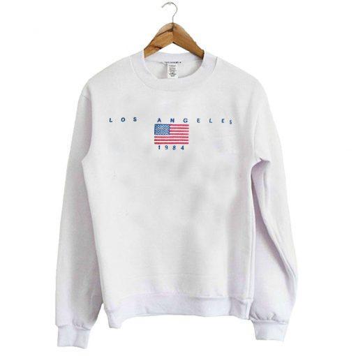Los Angeles 1984 Sweatshirt