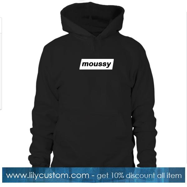 Moussy Font Hoodie