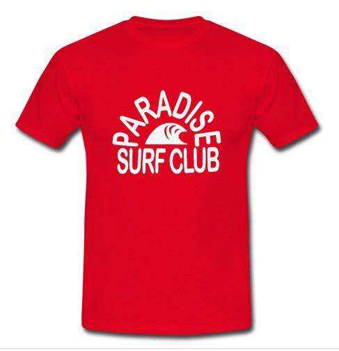 Paradise Surf Club T shirt