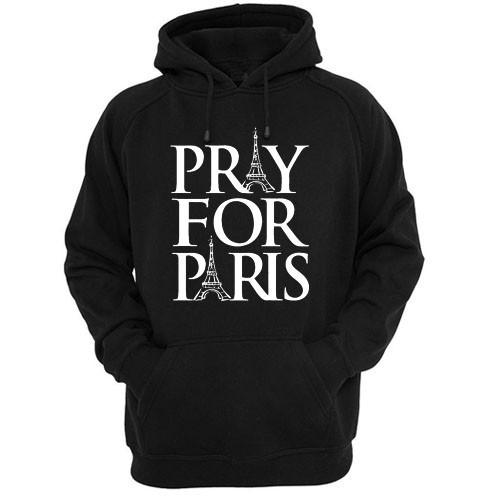 Pray For Paris shirt france french god anti terror Hoodie