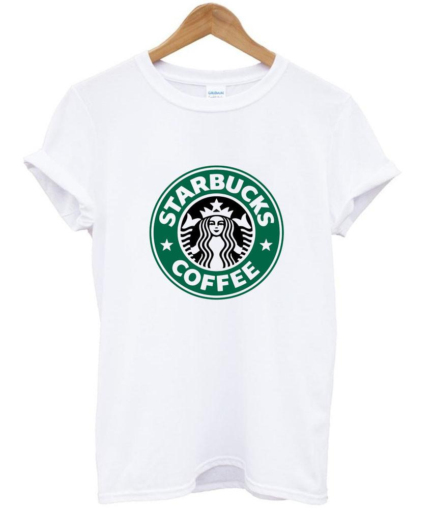 Starbucks Logo T shirt