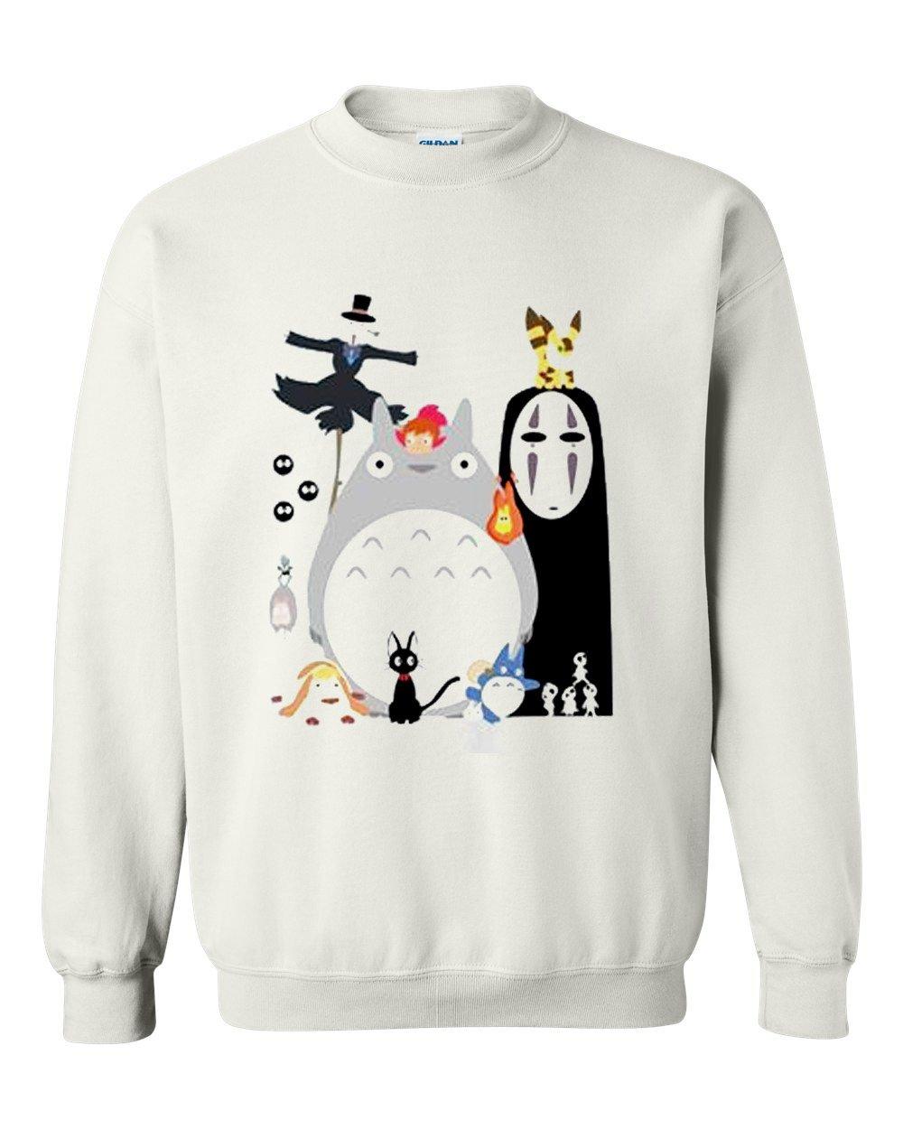 Studio Ghibli characters Sweatshirt