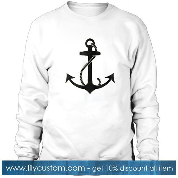 Stylish Anchor Sweatshirt