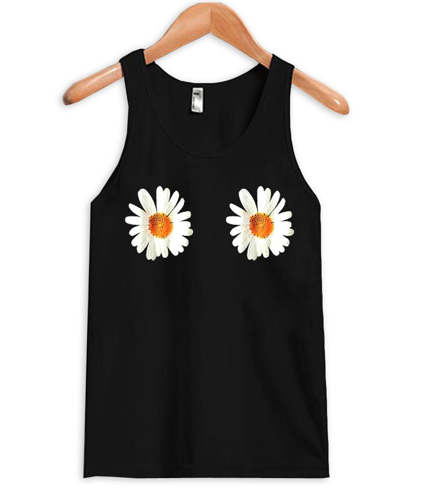 Sunflower tanktop