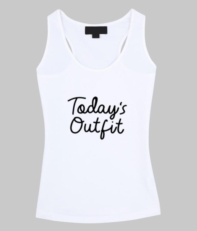 Todays Outfit tanktop