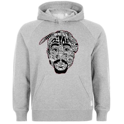 Tupac 2 Pac All Eyez On Me Hoodie SU