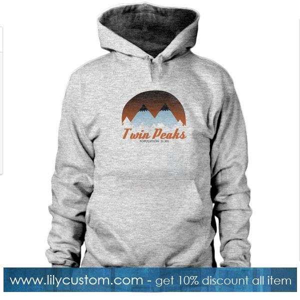 Twin Peaks Hoodie