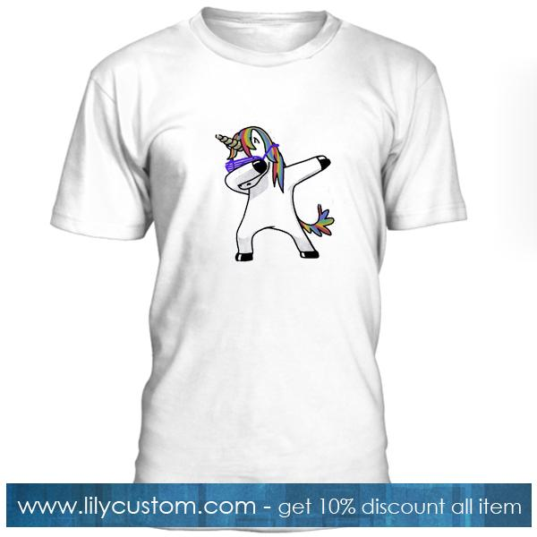Unicorn Dab T Shirt