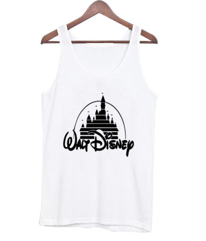 Walt Disney white tanktop