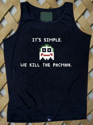 We Kill The Pacman Tank top