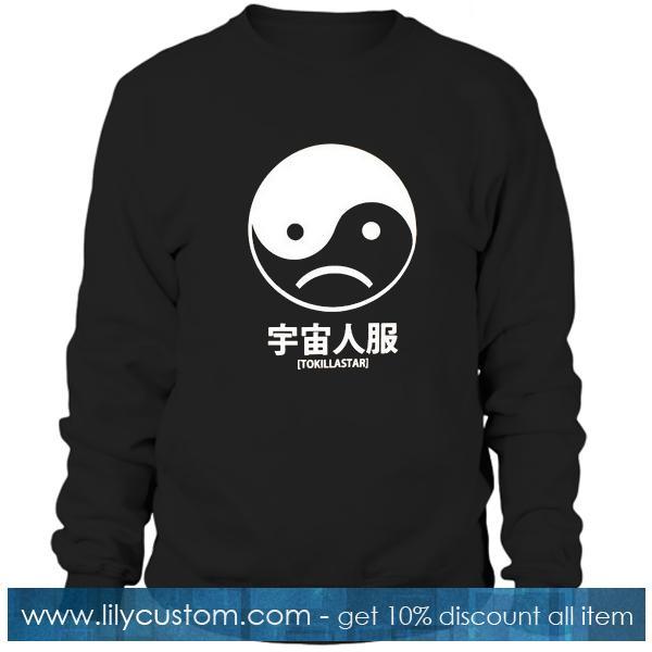 Yin Yang Tokillastar Sweatshirt