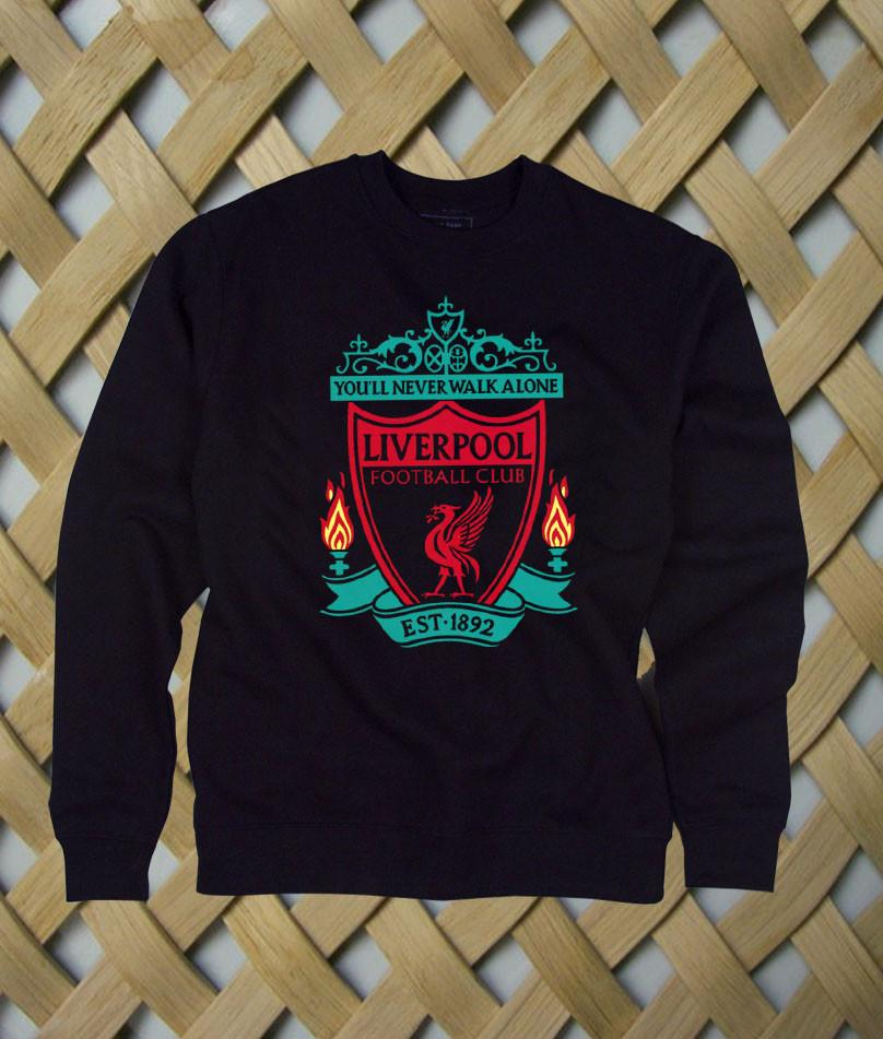 You'll Never Walk Alone Liverpool sweatshirt