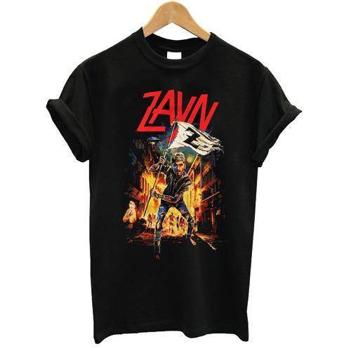Zayn Malik Zombies Slayer T-shirt   SU