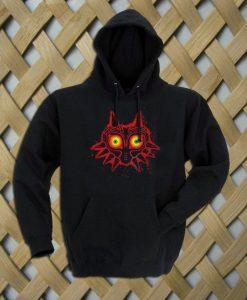 Zelda Majora Mask Hoodie