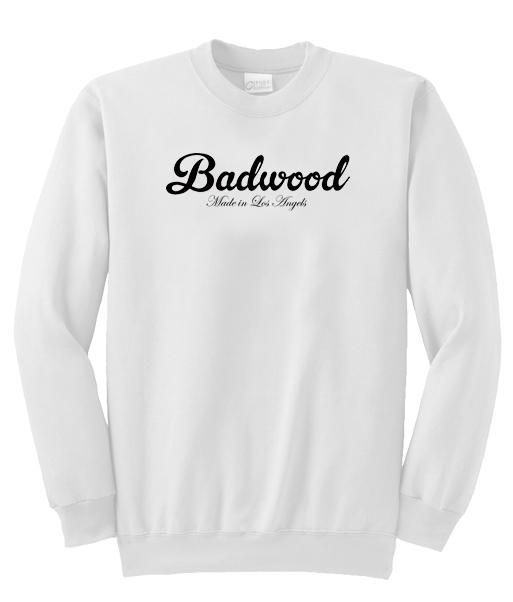 Zendaya Badwood Sweatshirt  SU