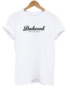 Zendaya Badwood T shirt  SU