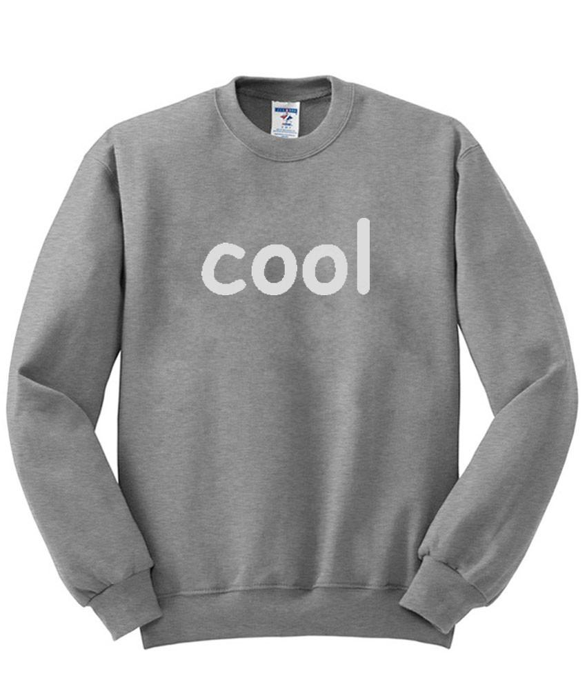 cool sweatshirt