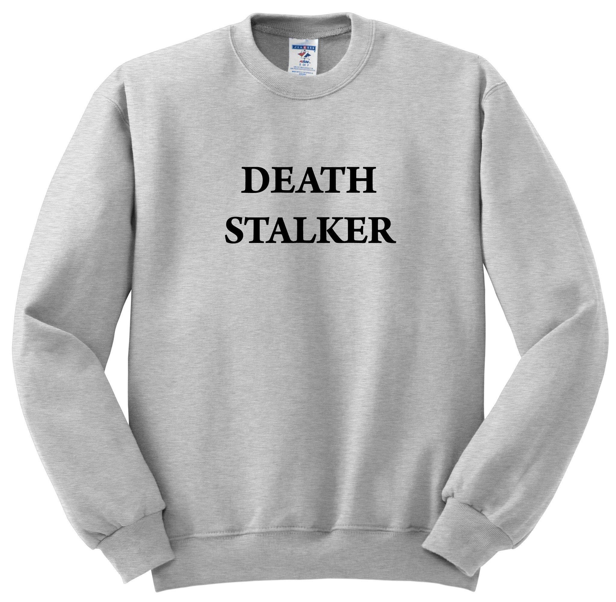 death stalker sweatshirt