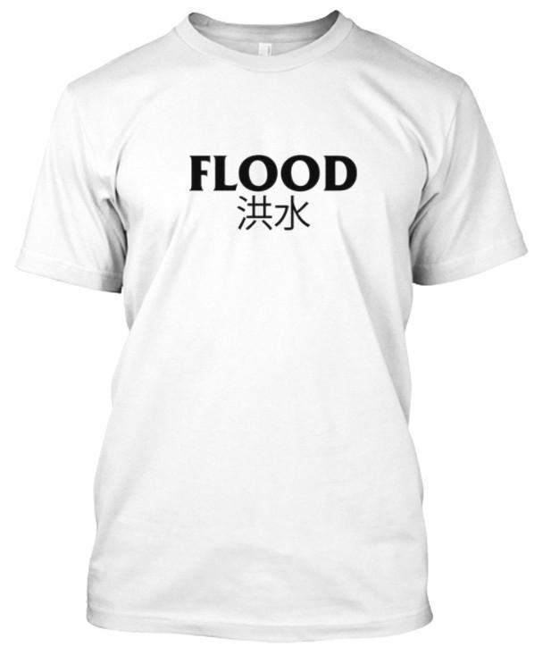 flood tshirt