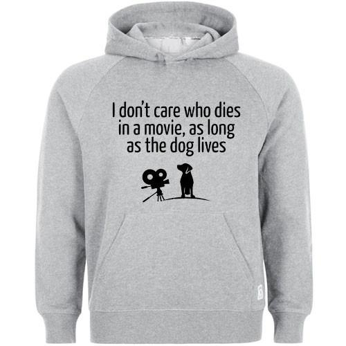 i dont care who dies in a movie