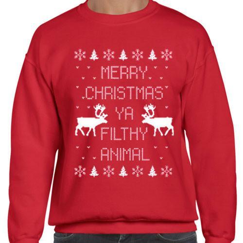 merry christmas a filthy animal